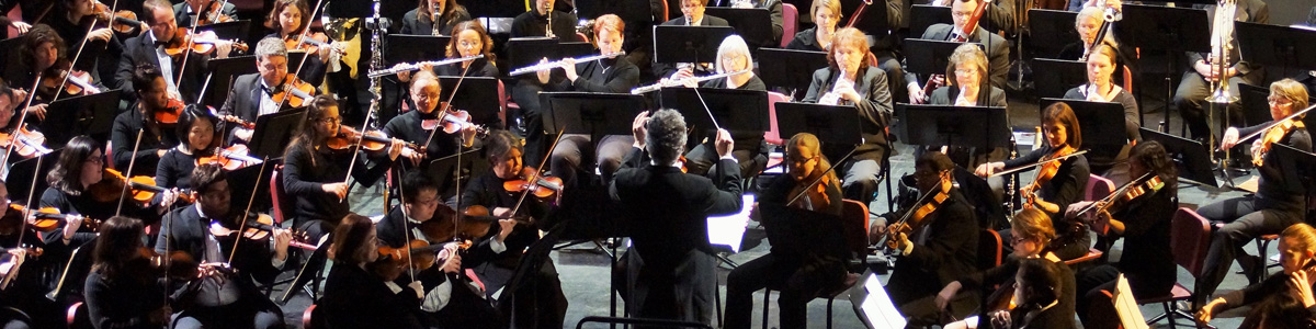 The Columbia Orchestra performs (photo courtesy of The Columbia Orchestra)