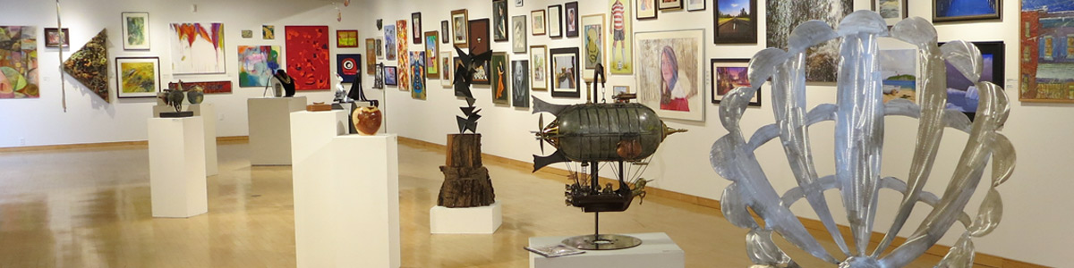 The Arts Council celebrated its 35th anniversary with a special 2016 edition of HoCo Open, shown on display in Gallery I