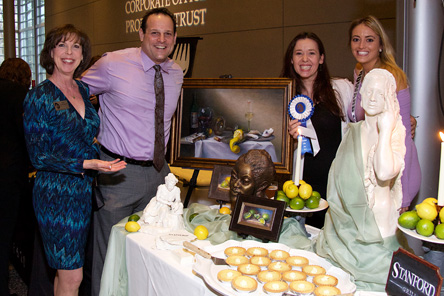 Stanford Grill, 1st place, Best Food Display at the 2017 Celebration of the Arts