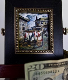 Miniatures: The Art of Working Small is just one of our fall offerings (photo courtesy of Patricia Buck)
