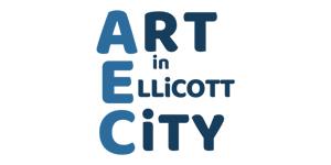 Art in Ellicott City logo