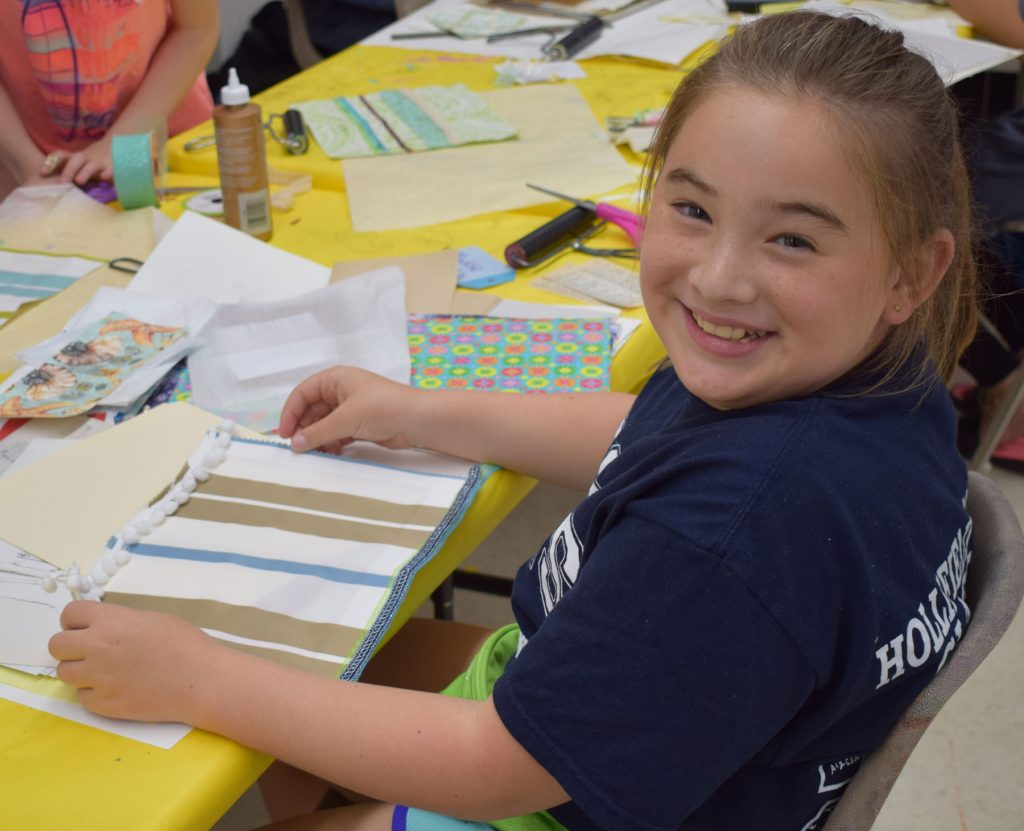 HCAC's summer arts camps offer a wealth of creative opportunities (HCAC photo)