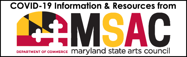 MD State Arts Council Logo - link to MSAC